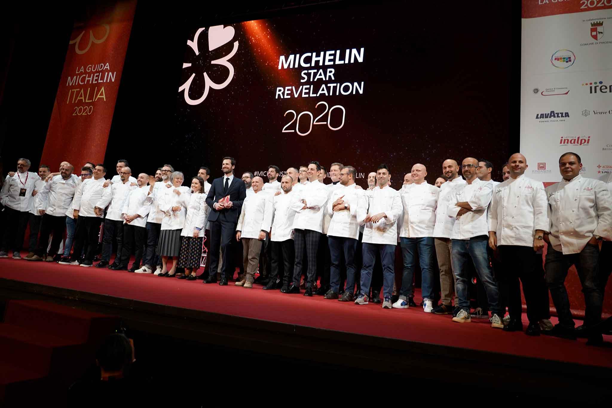 Cartina Michelin Roma.Guida Michelin 2020 Tutte Le Stelle Dei Migliori Ristoranti In Italia