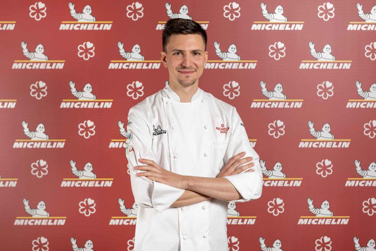 Paolo Griffa 1 Stella Michelin 2020