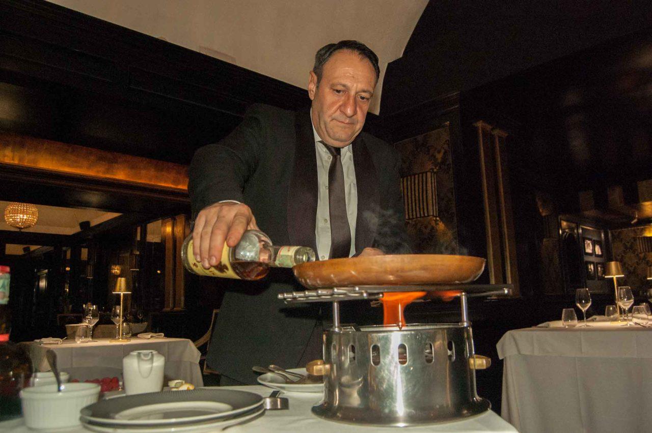 ristorante con cucina espressa
