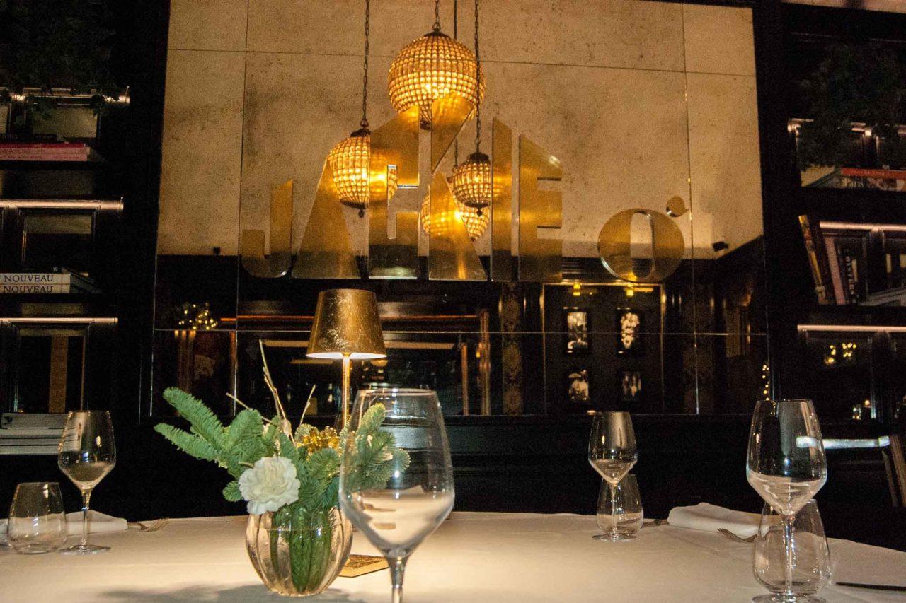 ottimo ristorante Via Veneto