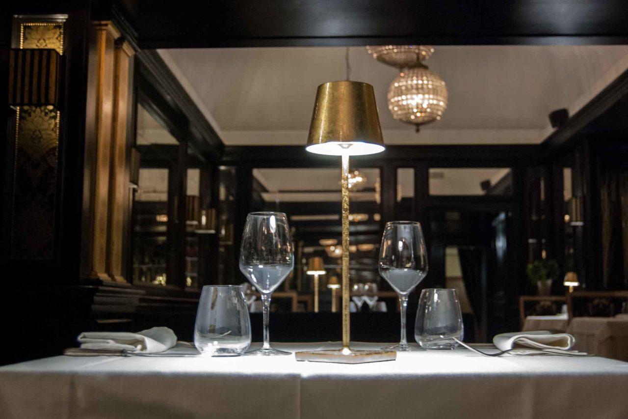Ottimo ristorante elegante