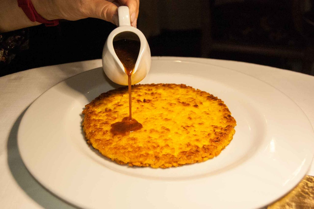 ristorante con risotti
