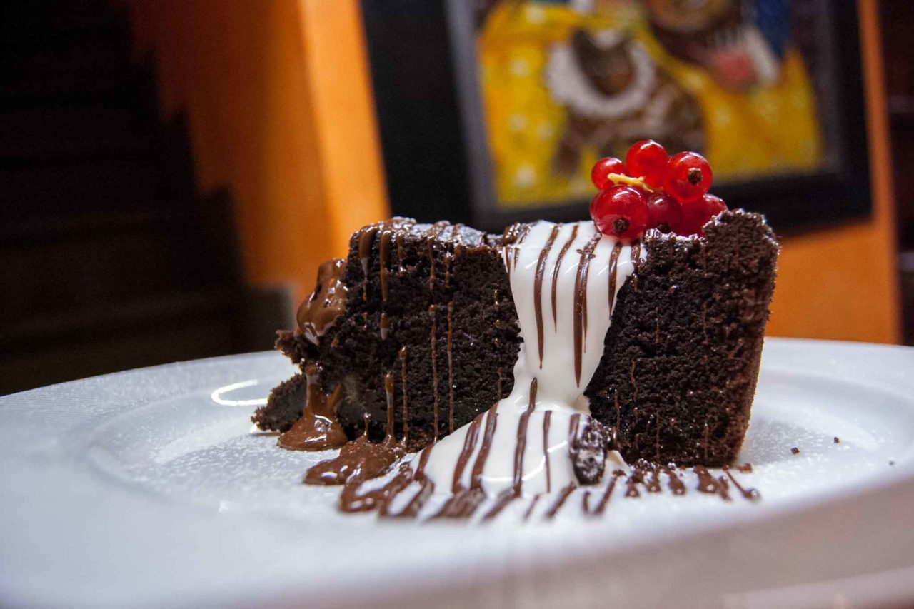 ottima torta caprese