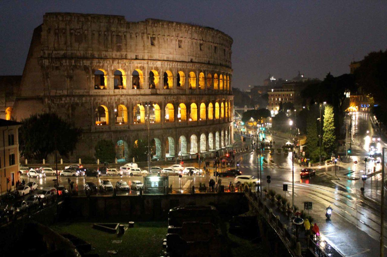 Zona arancione Roma e Lazio