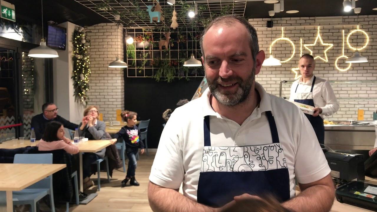 pandoro pizza Paolo Nardone