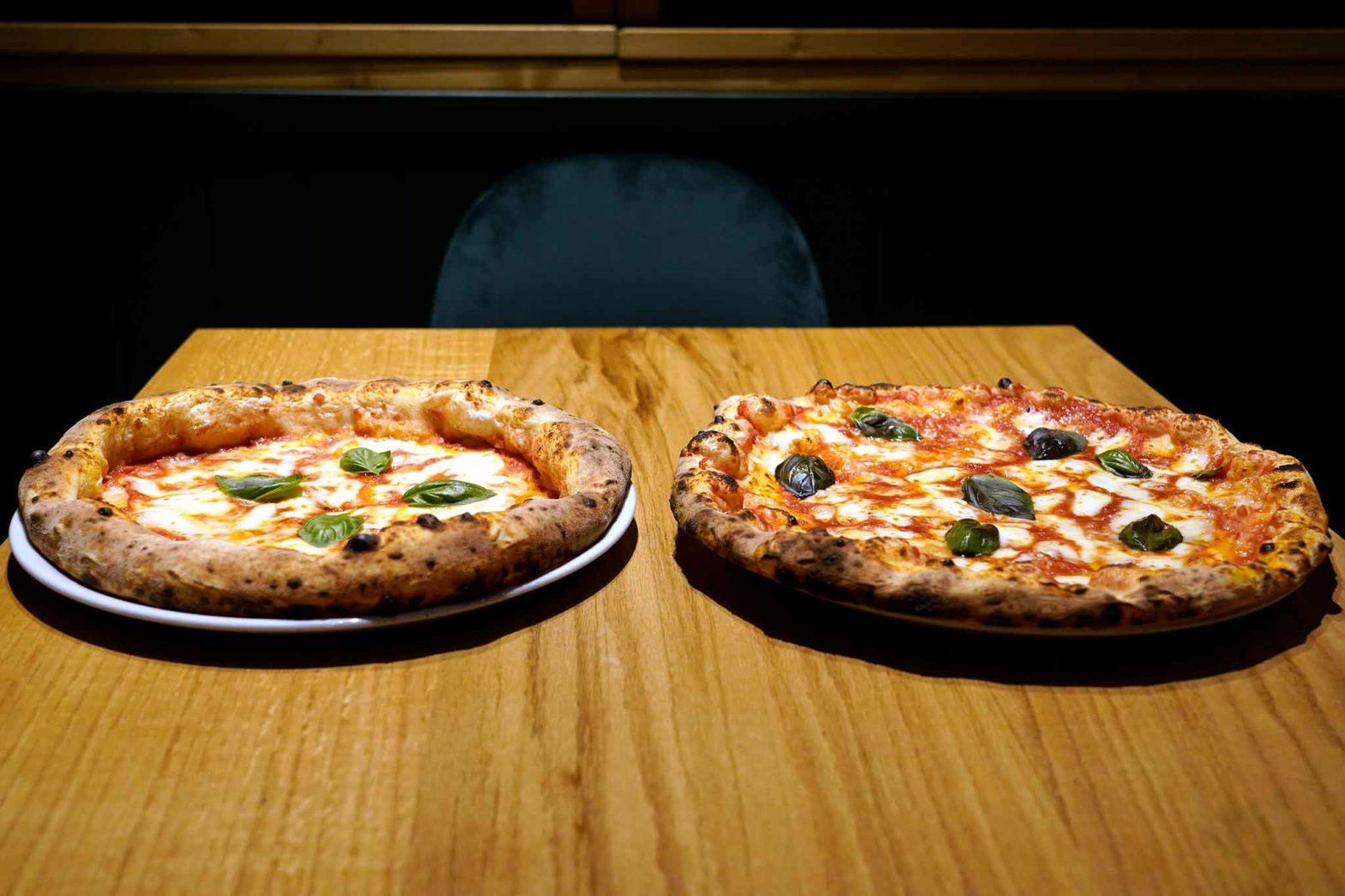 pizza pizzeria Le Parùle