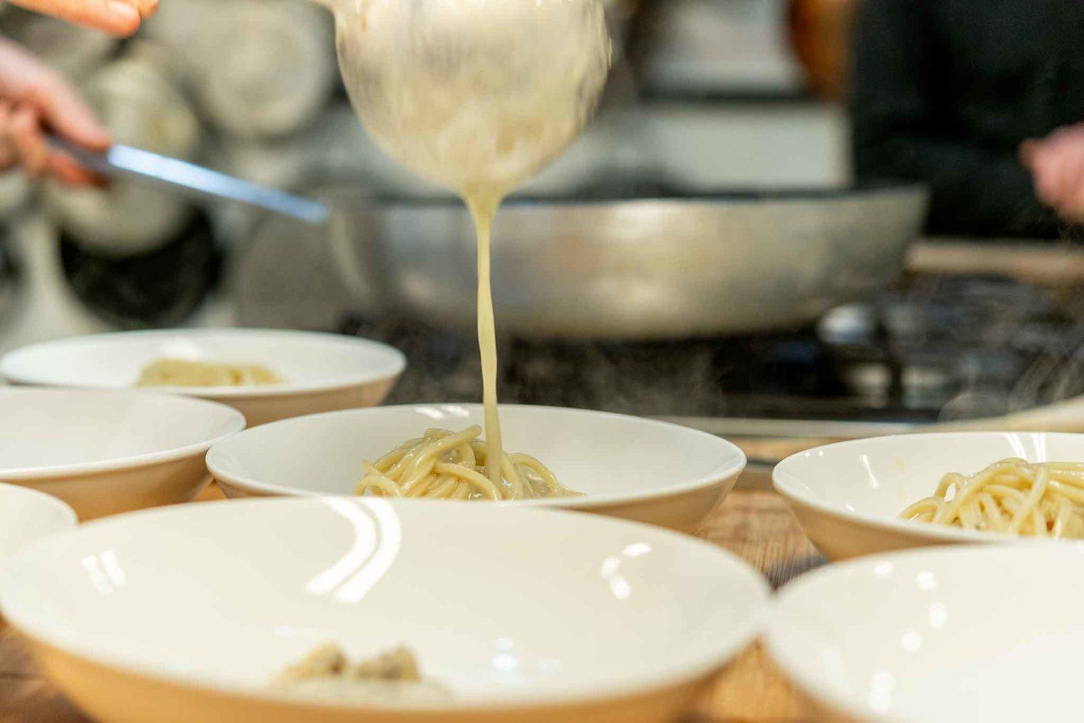 spaghetti a vongole, la ricetta