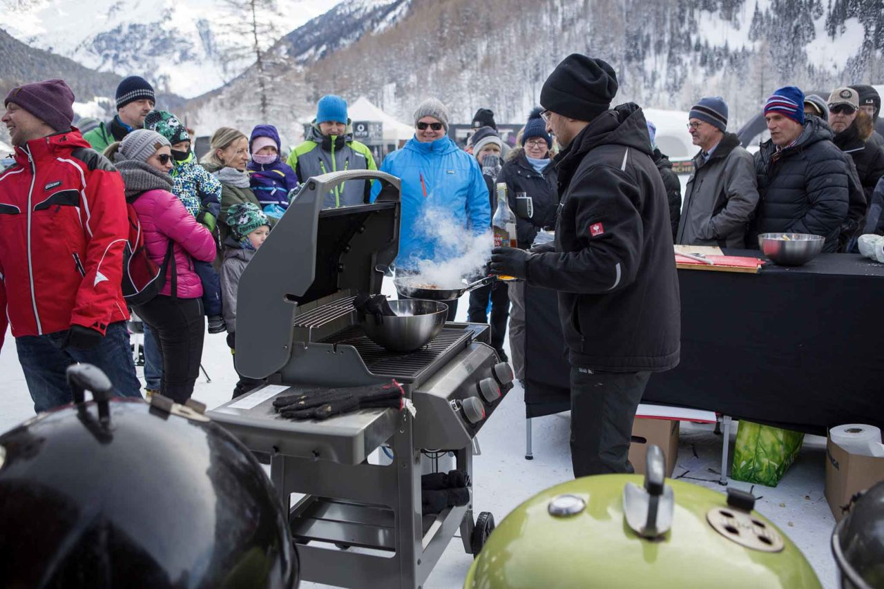 BBQ estremo con il W.E.S.T. Winter Extreme South Tyrol BBQ Contest