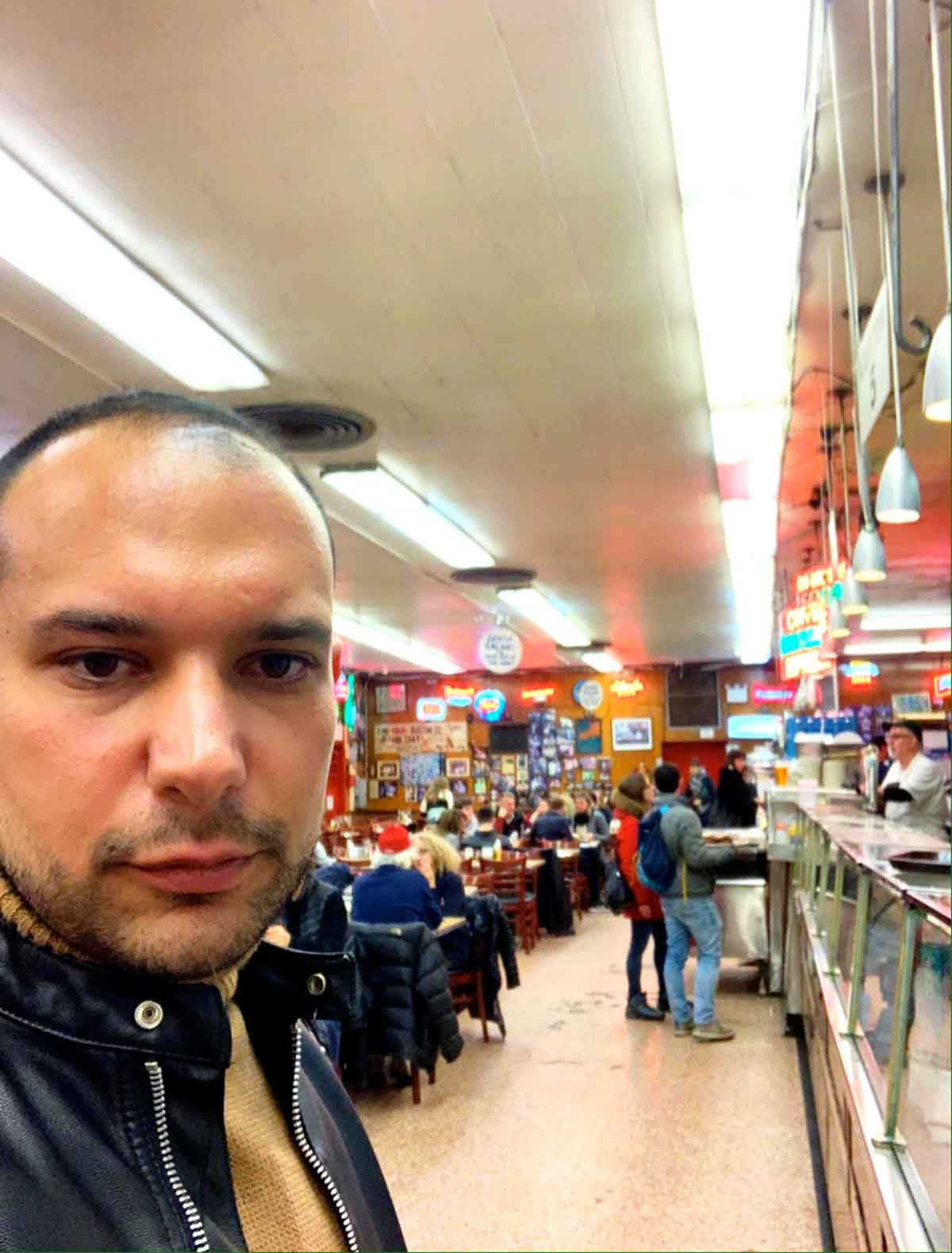 Katz's Delicatessen New York