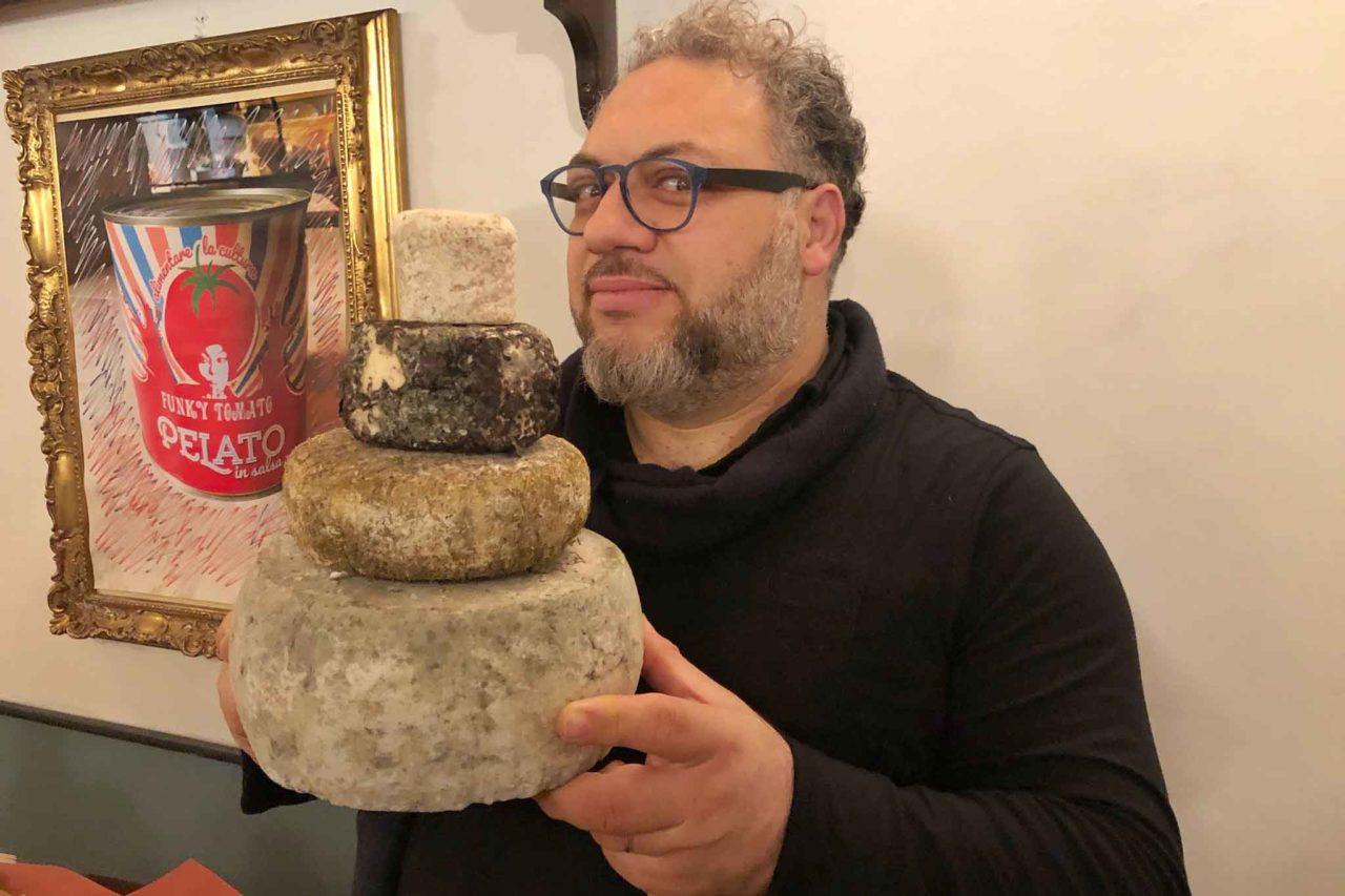 ottimo formaggio artigianale