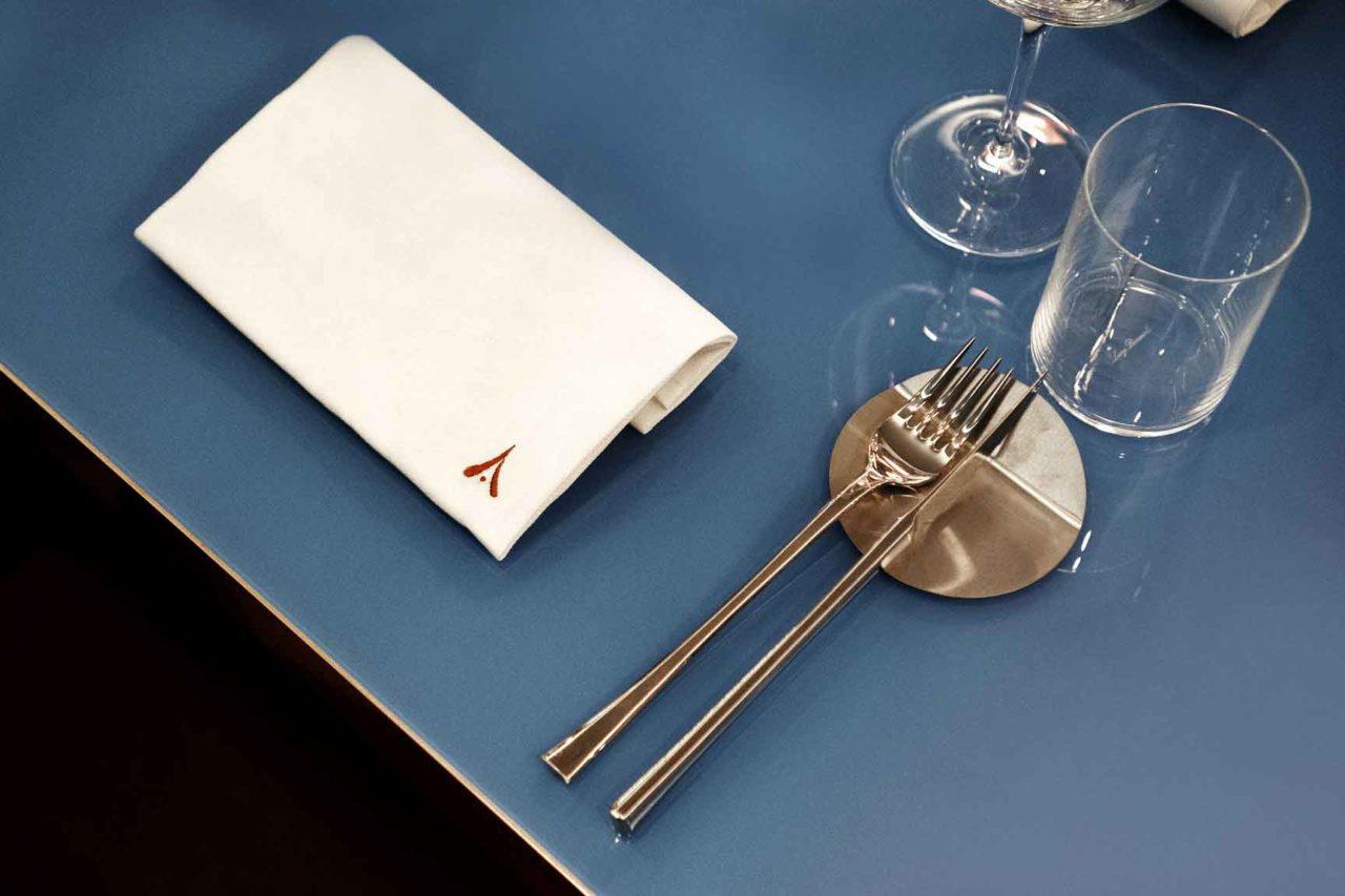 ristorante elegante moderno