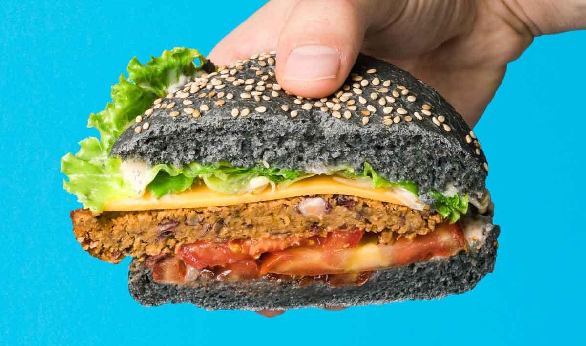 ottimo burger vegano