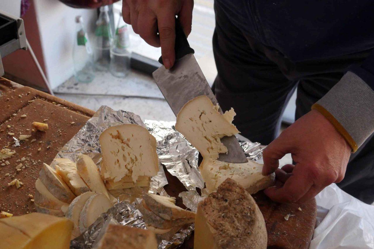 formaggio artigianale