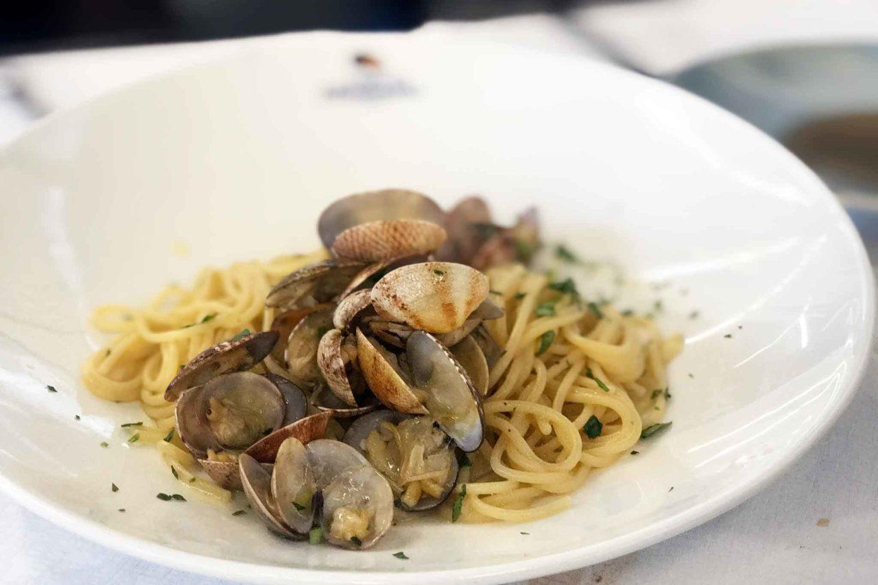 ristorante 'A Figlia d''o Marenaro Napoli