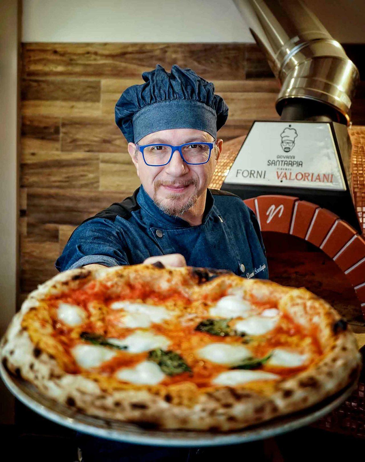 Giovanni Santarpia ristoranti Firenze