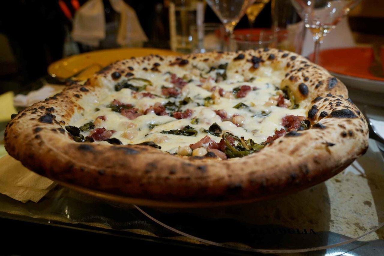 pizzeria Mangiafoglia Pontecagnano (Salerno)