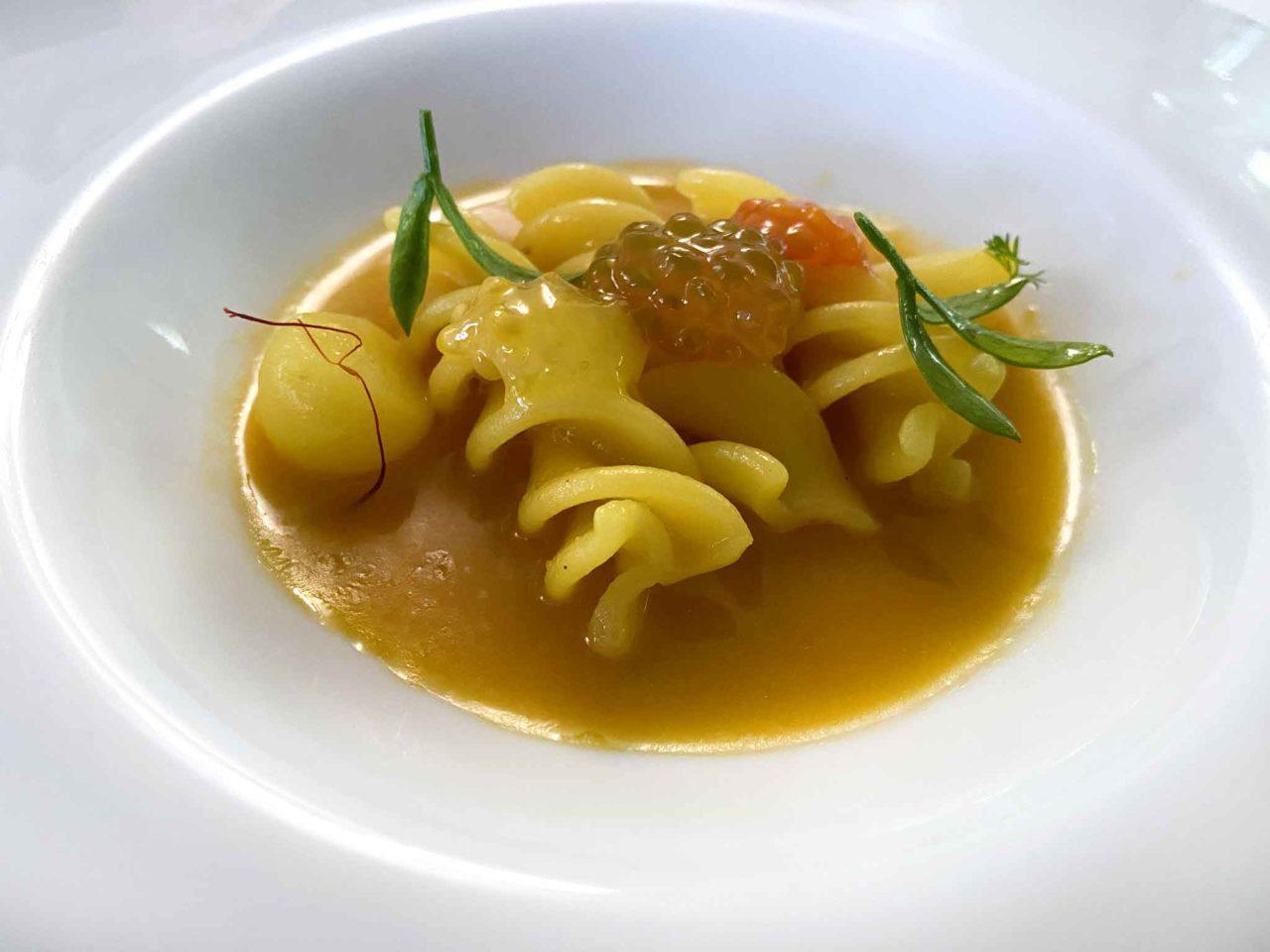 Piazzetta Milù ristorante a Castellammare di Stabia (Napoli)