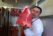 Simone Fracassi carne chianina