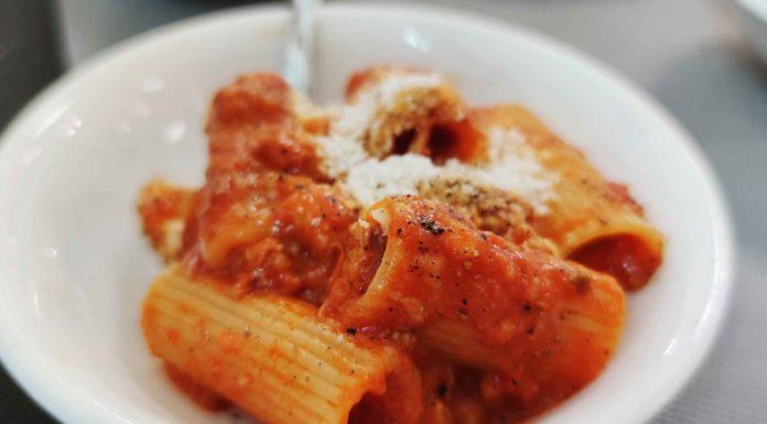 ristorante a Roma con ottima amatriciana