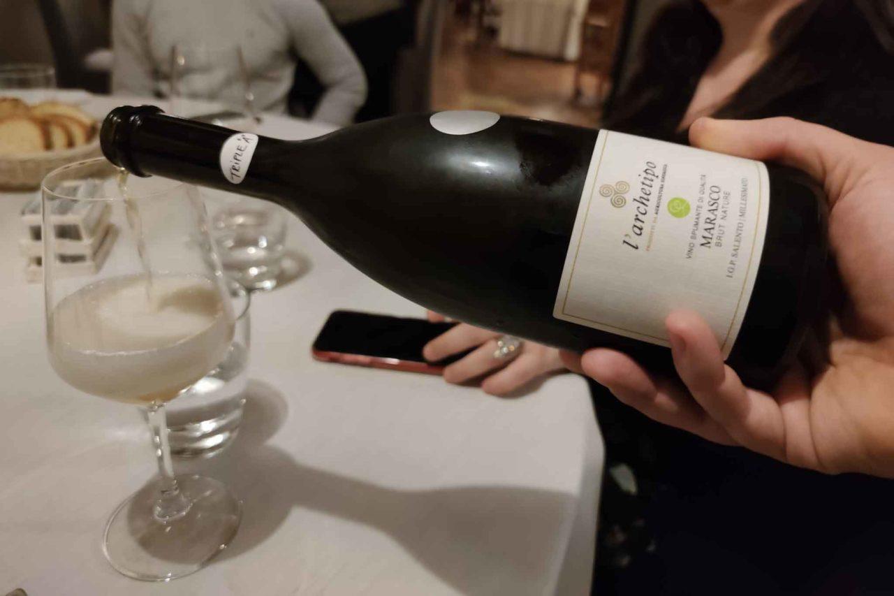 osteria con ottimi vini naturali a Roma