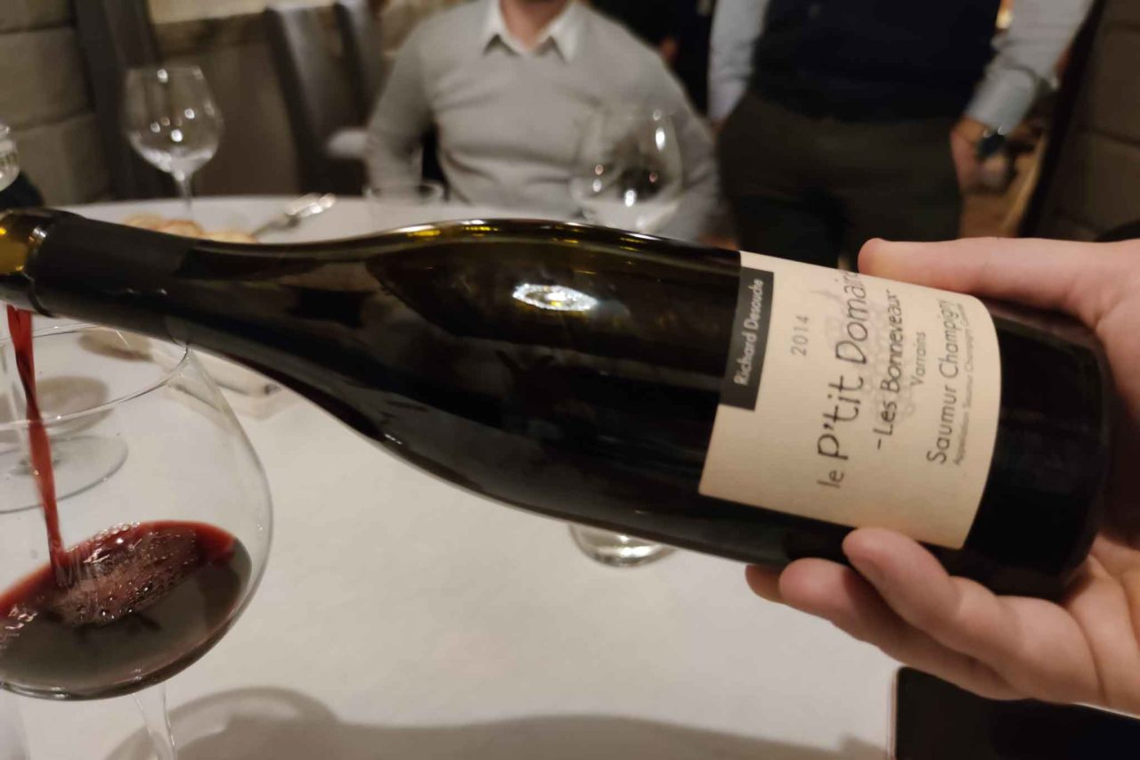 osteria con vini francesi naturali