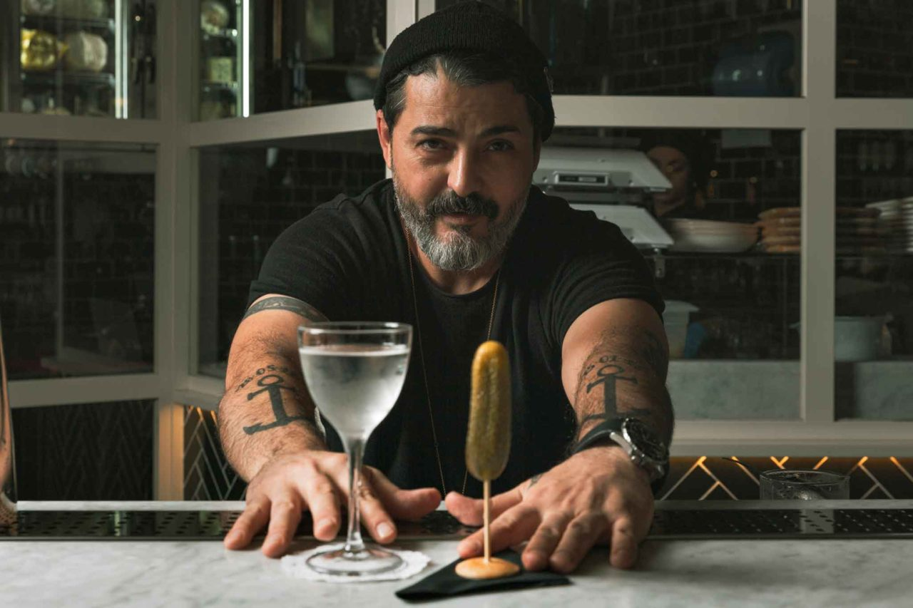 cocktail bar roma