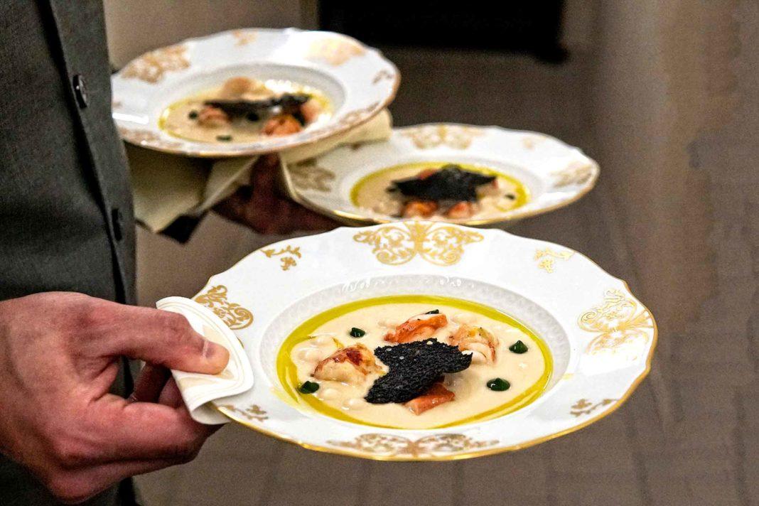 olio extravergine piatti ristorante
