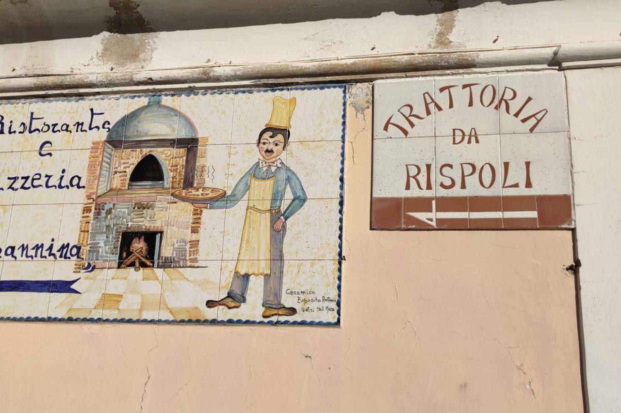 ottimo ristorante in costiera amalfitana