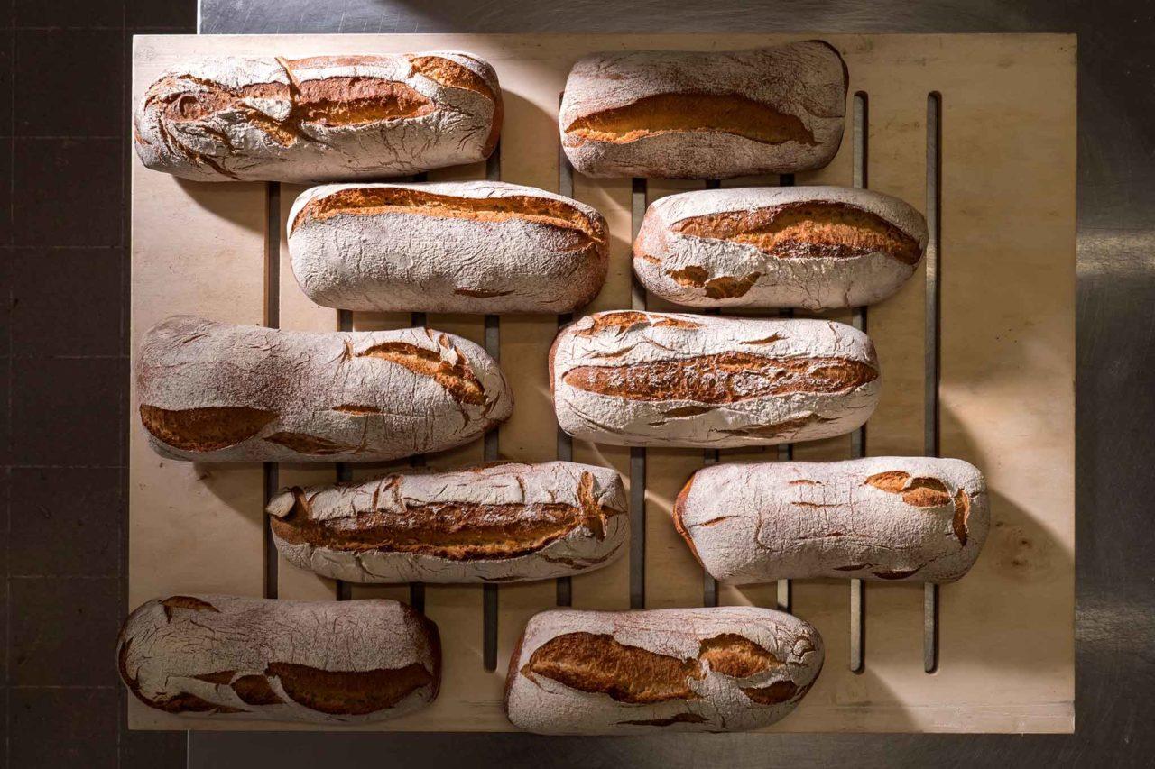 la ricetta del pane