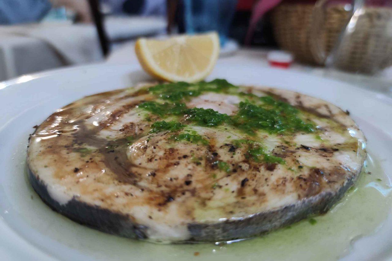 ristorante di pesce costiera amalfitana