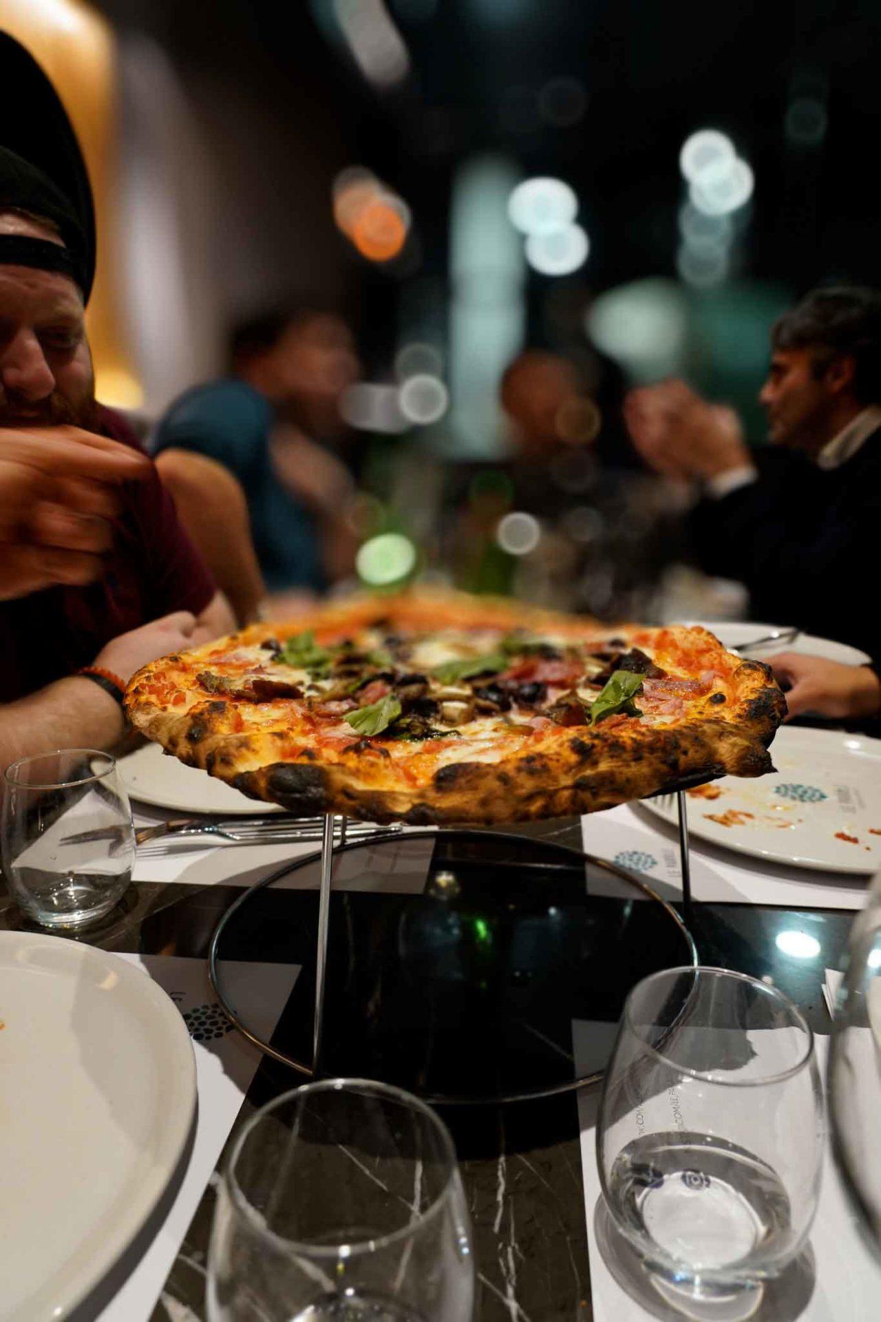 pizzeria le Parùle