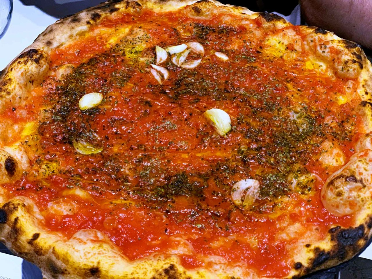 pizzeria Le Parùle Giuseppe Pignalosa Ercolano