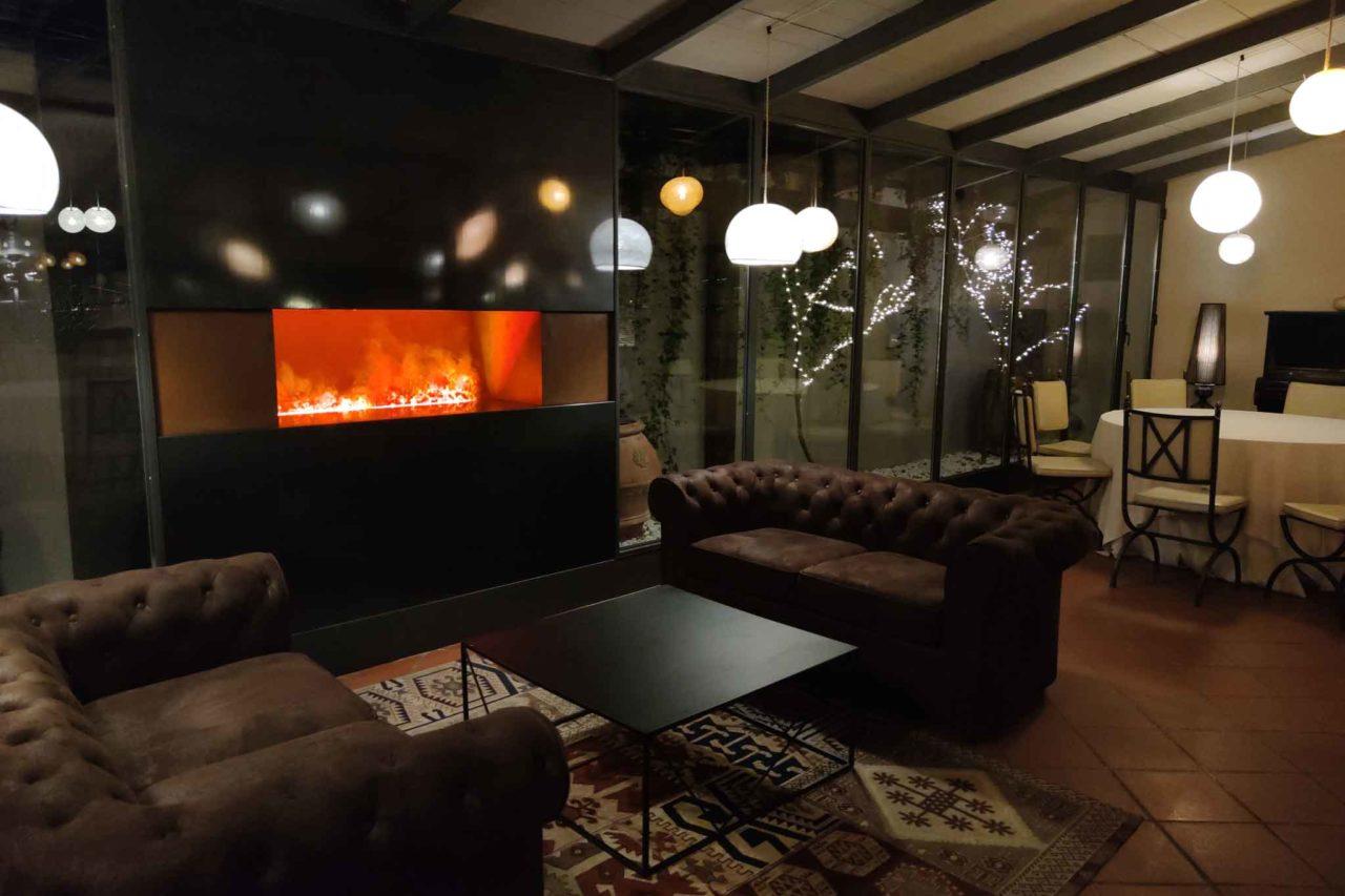 ristorante con lounge bar e mixology