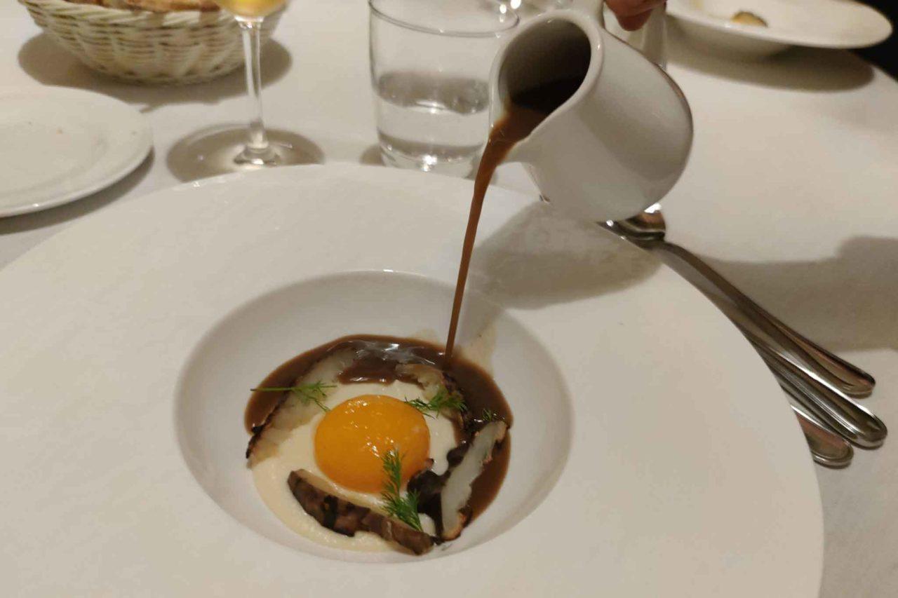 ottimo ristorante con cucina originale a Roma