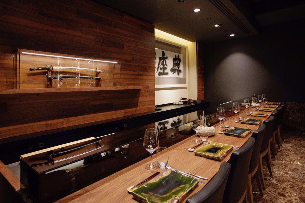 Interno Wicky's Seacuisine Restaurant Milano Wicky Priyan