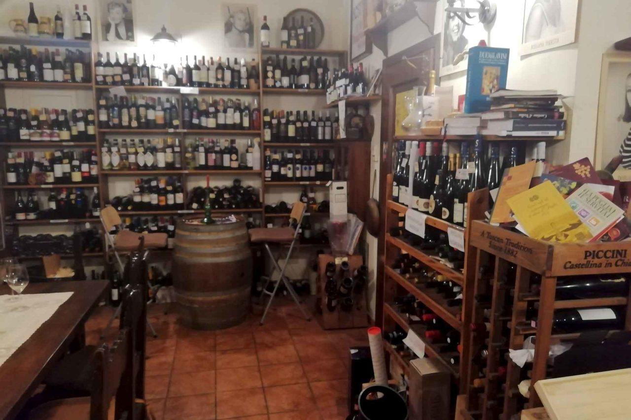 ottimi vini naturali in zona Prati