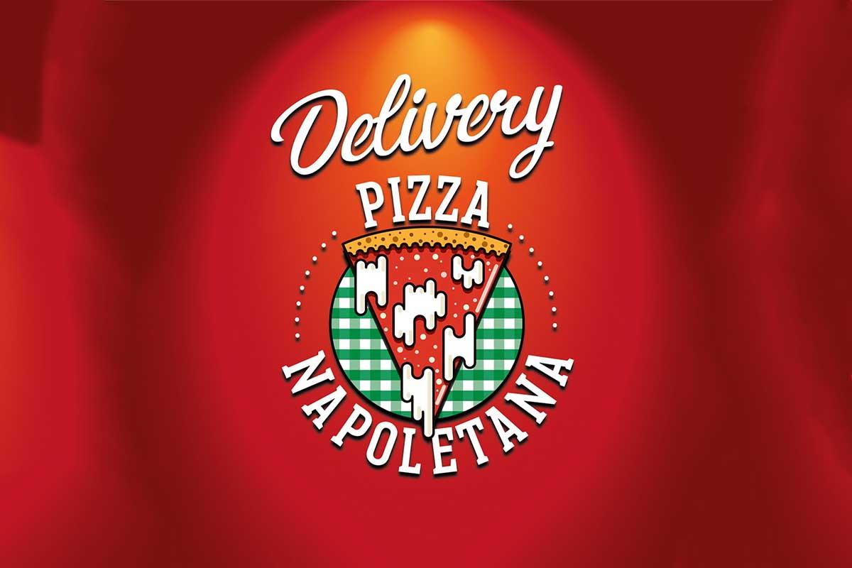pizza napoletana delivery coprifuoco