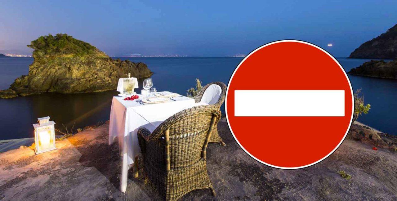 chiusura anticipata bar e ristoranti