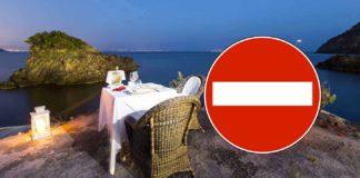 coronavirus riapertura ristoranti e distanze tra i tavoli