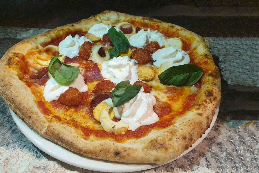 pizza a Salerno