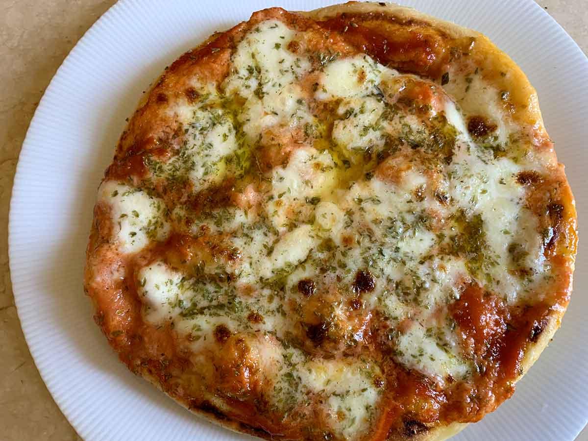 pizza al padellino