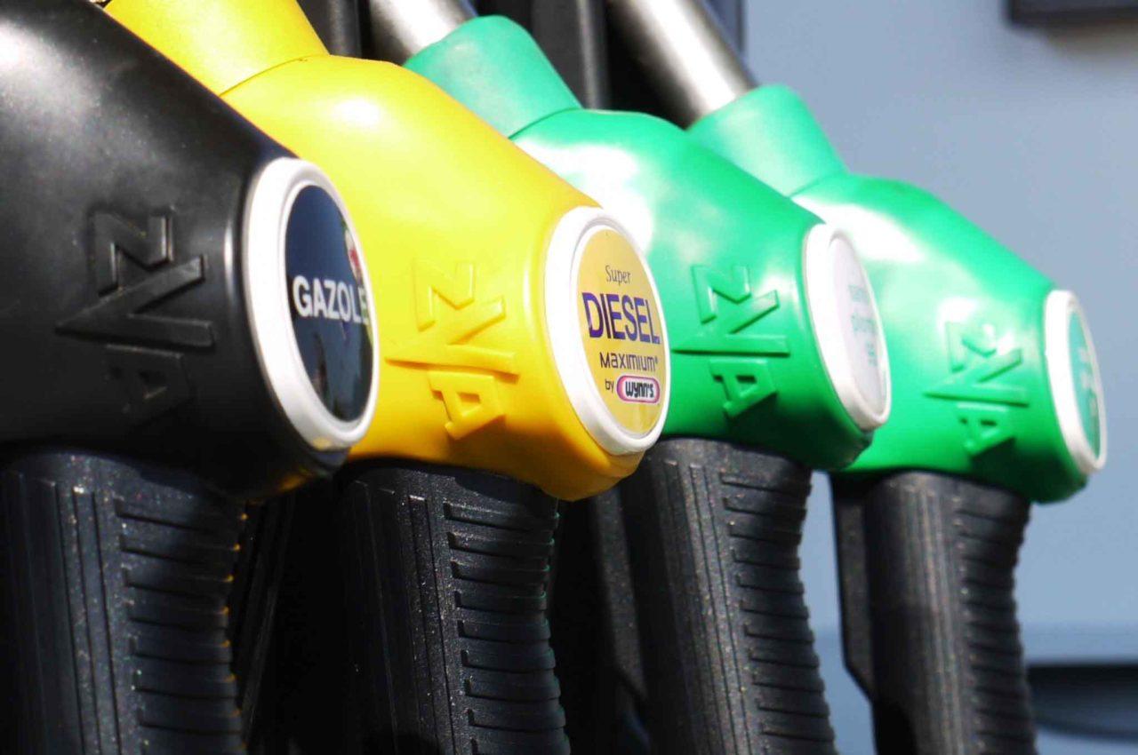 carburante per servizio  delivery