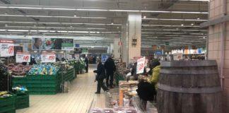 supermercati e coronavirus
