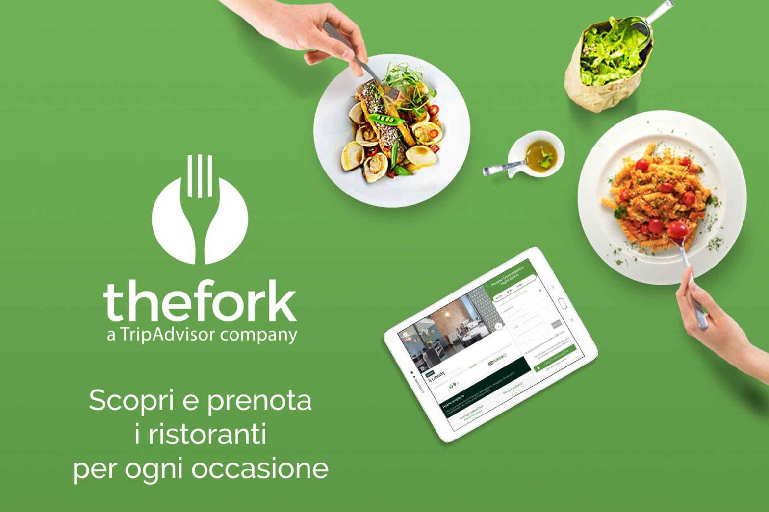 The fork commissioni alte per i ristoranti