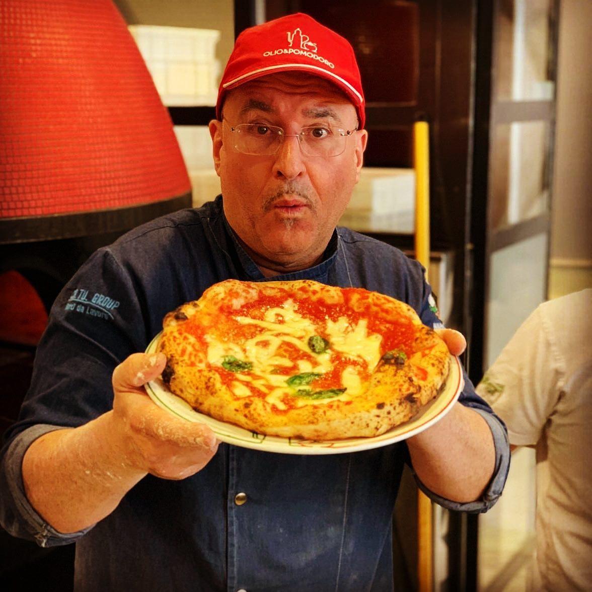 pizza Olio&Pomodoro