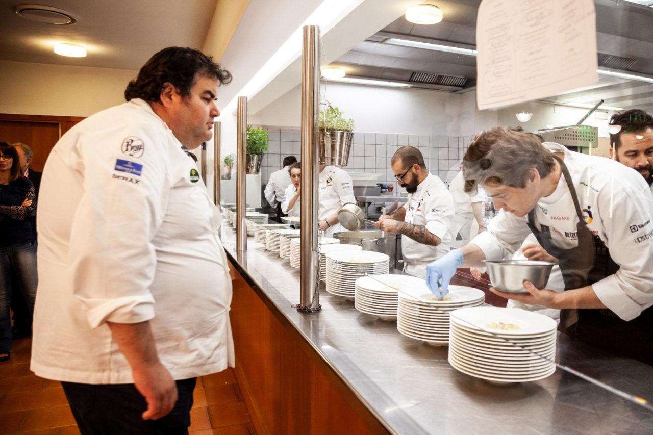 Gennaro Esposito chef La Torre del Saracino
