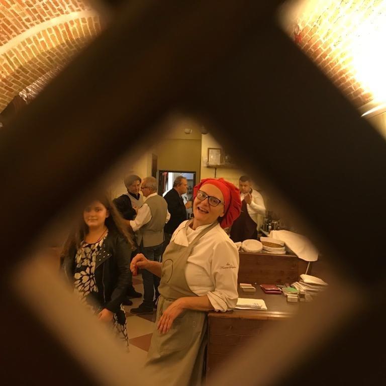 Mariagrazia Ferrandino ristoratrice che non vuole indebitarsi per il coronavirus