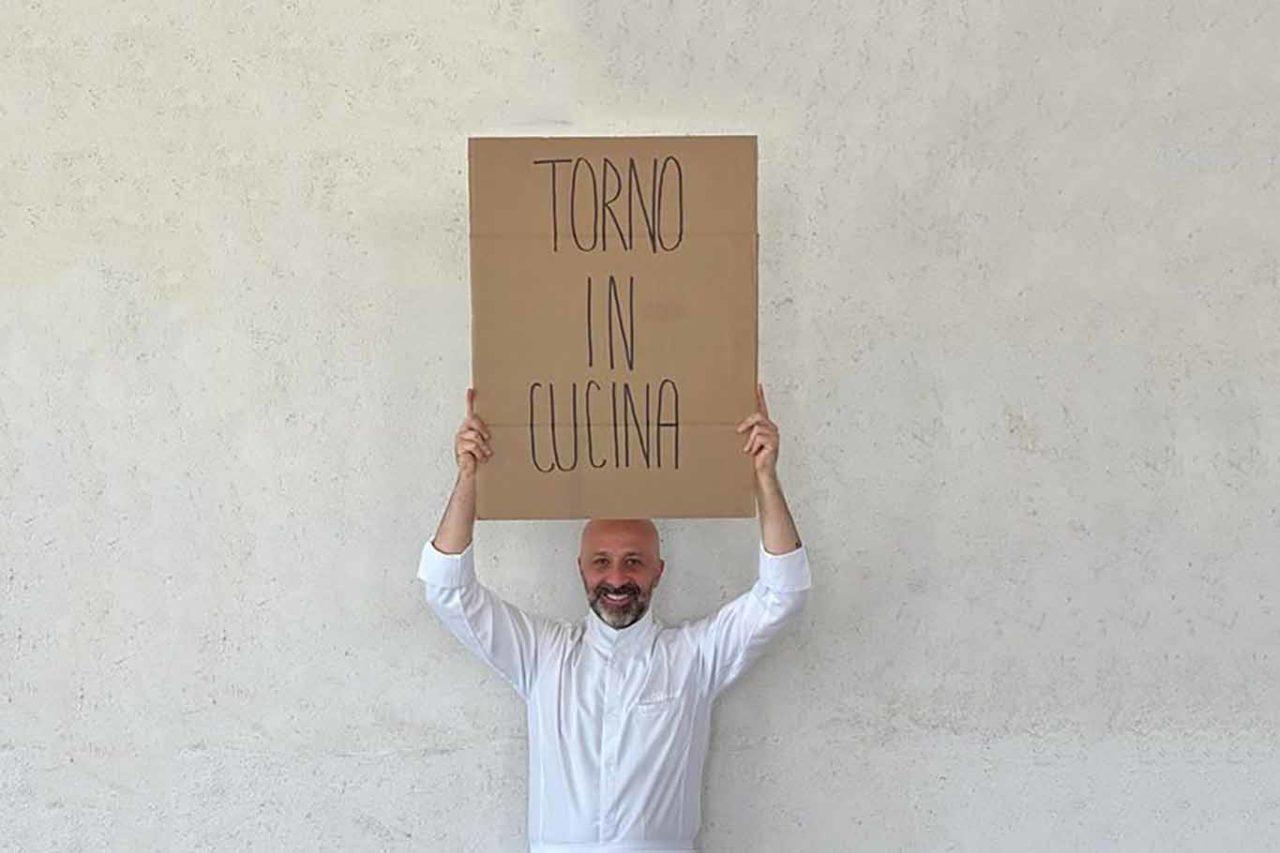 Niko Romito chef