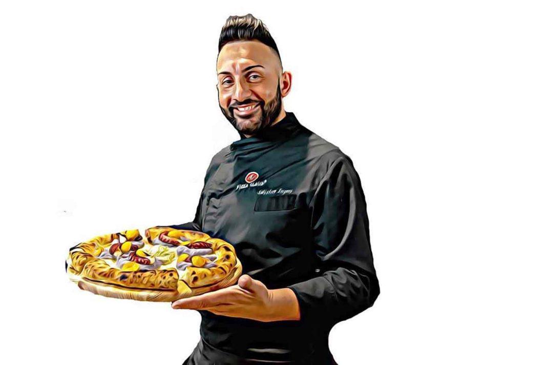 Salvatore Impero pizzaiolo