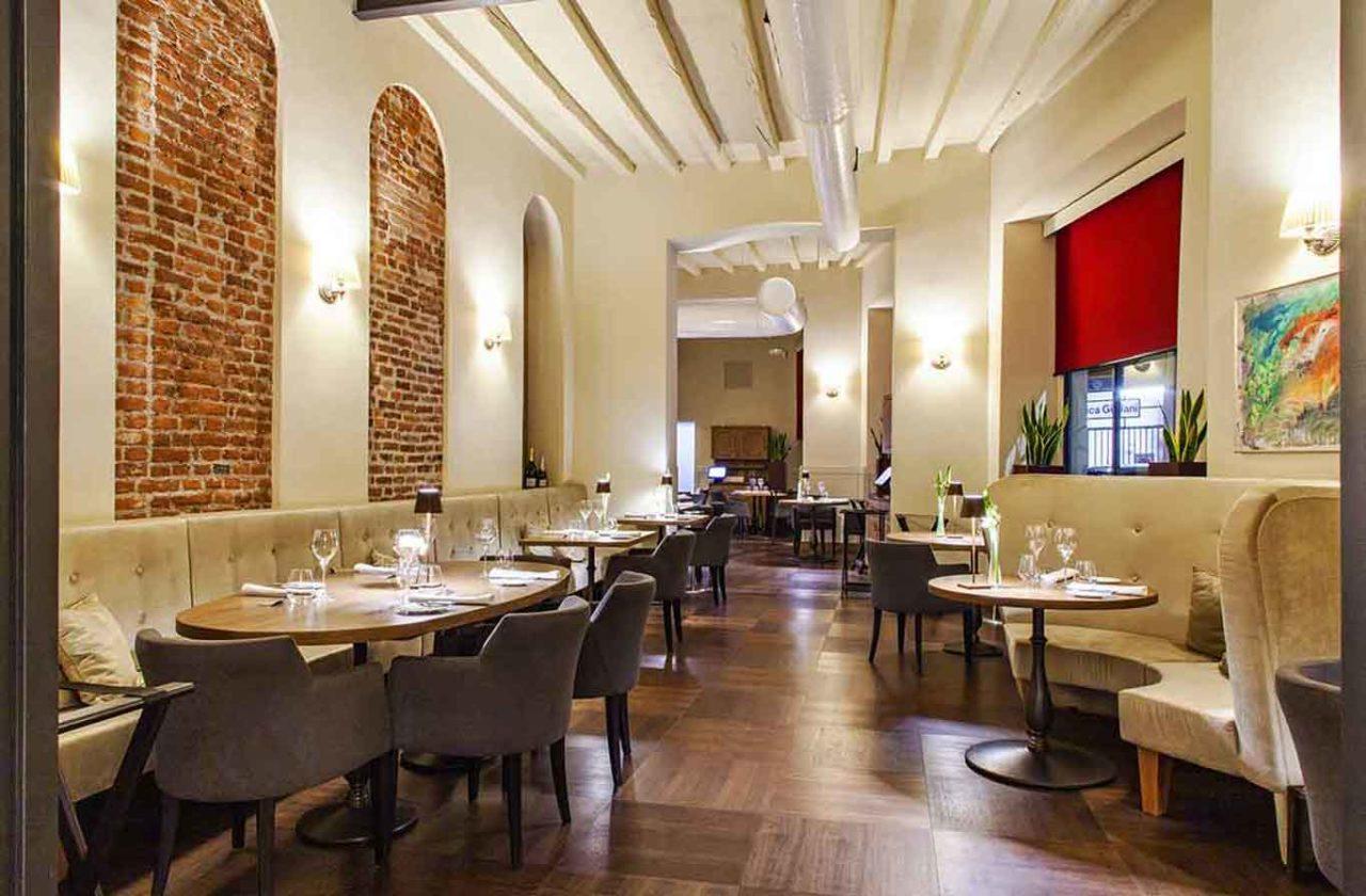 ristorante L'Alchimia a Milano